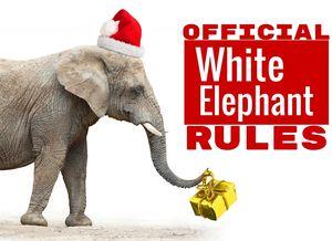 Что за такая игра «White elephant gift exchange» — правила объясняет американец