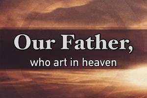 Молитва «Отче наш» — на английском языке — текст и аудио