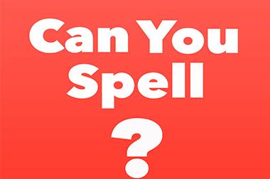 Что такое spell в английском