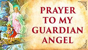 Молитва Ангелу Хранителю с озвучкой — Амер