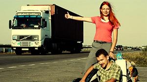 Как сказать по-английски «Путешествовать автостопом»