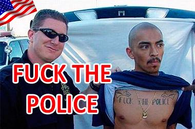 Можно ли оскорблять полицейского в Америке?