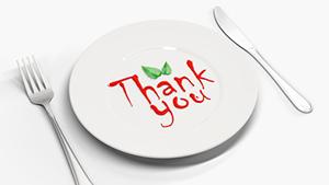 Как сказать по-английски «Спасибо, всё было очень вкусно»