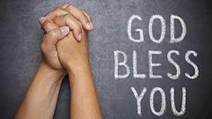 «Господи Благослови» «Спаси и Сохрани» — как сказать по-английски