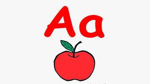 Произношение американской буквы А