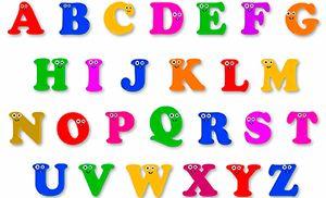 Английский алфавит для новичков: написание, произношение — аудио/видео