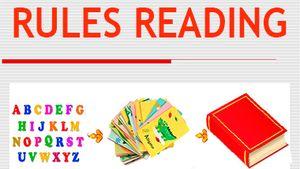 Правила Чтения в английском для начинающих с примерами