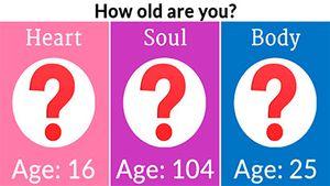Как переводится и произносится How old are you?  — варианты ответов на вопрос о вашем возрасте
