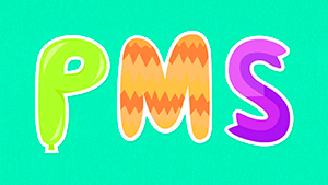 Мед.словарь: ПМС, задержка, менструальный цикл