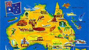 О погоде в Австралии