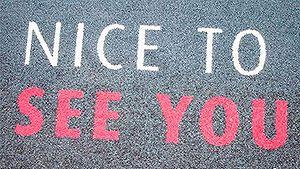 Как будет на английском: «Рад тебя видеть/ слышать» — перевод и произношение