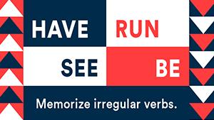 Список неправильных глаголов для начинающих — с переводом и произношением
