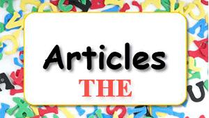 Артикль The — использование, примеры