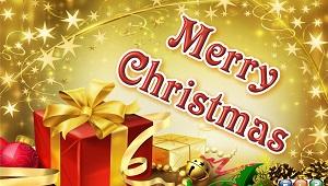 Поздравляем иностранца с Рождеством