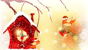 Стихи о Рождестве, Новом годе и Зиме