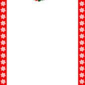 santa letter template-2