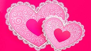 Подборка открыток Happy Valentine's Day на английском языке