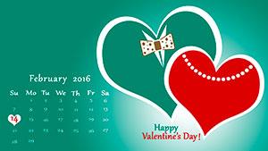 Как на английском произносится Happy Valentine's Day