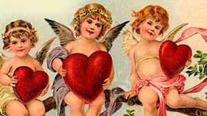 История праздника дня Святого Валентина на английском
