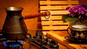 Как будет по-английски: сварить кофе в турке + рецепт