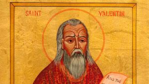 Легенды о Святом Валентине  — кратко