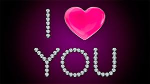Выражение любви — открытки I love you