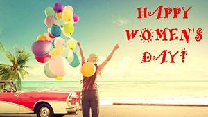 Подборка красивых поздравлений на Women's day на английском с переводом
