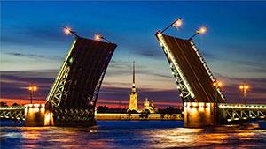 Санкт-Петербург — произношение на английском