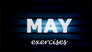 Упражнения на модальный глагол May