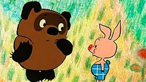 Мультфильм «Винни-Пух» на английском с русскими субтитрами — смотреть