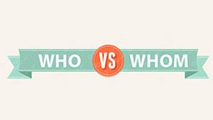 Как правильно — Who или Whom? Лайфхак, как не запутаться
