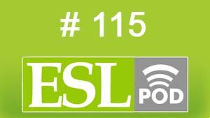 ESLpod: «New Year's Resolution» 115 — аудио и текст с переводом