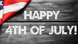 Открытки и поздравления с Днем Независимости США