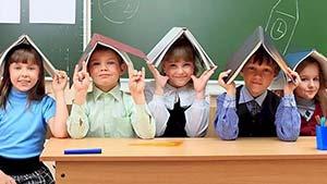Как правильно: AT school или IN school?