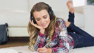 Аудио уроки для детей и начинающих