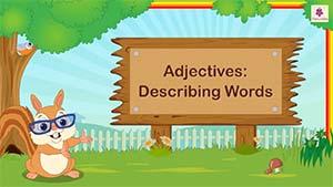 Английские прилагательные