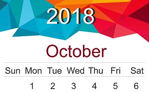Тридцать первое октября на английском