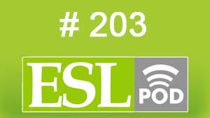 ESLpod: «Text Messaging» 203 — аудио и текст с переводом