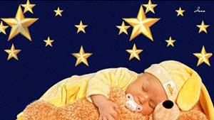Стихи для детей перед сном на английском языке
