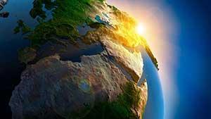 Слова на английском с переводом — Земля