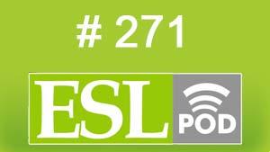 ESLpod: «Using an ATM» 271 –  аудио и текст с переводом
