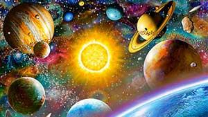 Артикль перед планетами в английском языке