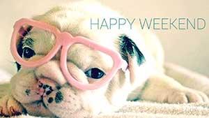Пожелание хороших выходных на английском
