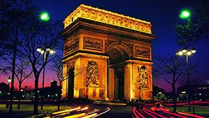 Как произносится слово Paris на английском — транскрипция и аудио