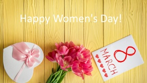 Сочинение о Женском дне на английском