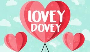 Как переводится lovey dovey в английским языке