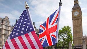 Главные отличия американского от британского английского