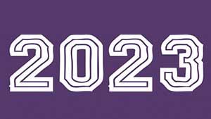 2023 — написание и произношение на английском