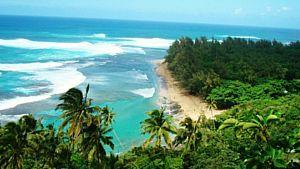 Описание гавайских островов на английском текст + аудио