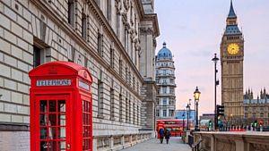 Описание London текст + аудио